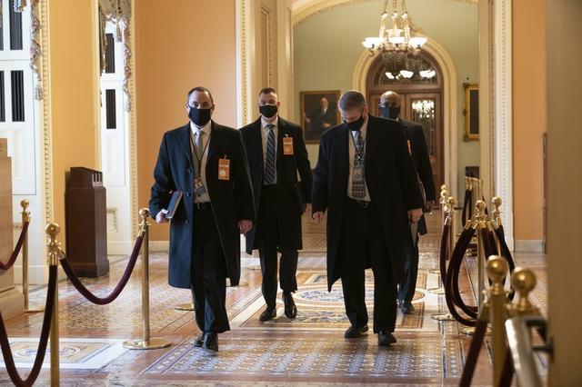 拜登就职典礼期间,国会大厦将不对公众开放