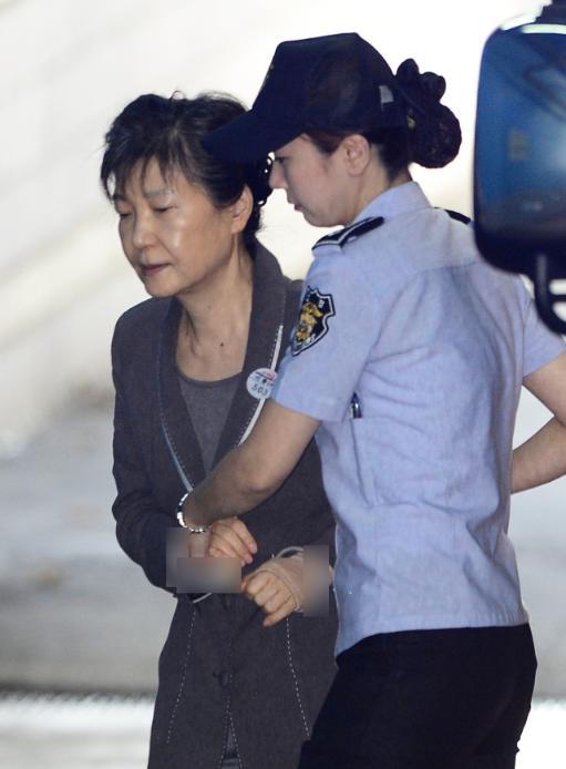 朴槿惠新冠检测呈阴性 仍将住院隔离